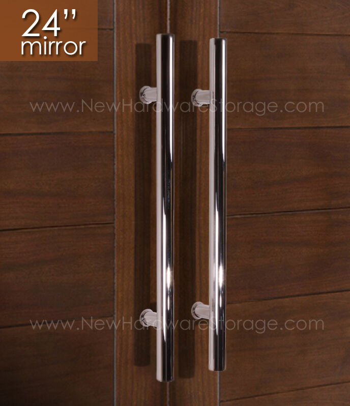 Pull Push 24 Quot Handles Entrance Entry Front Door Ladder