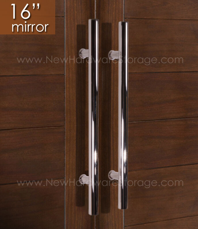 Pull Push 16 Quot Handles Entrance Entry Front Door Ladder