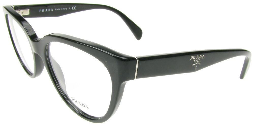 authentic prada retro black eye reading glasses