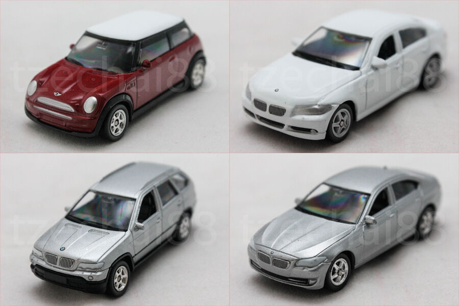 Welly 1 60 Diecast Bmw X5 Bmw 535i Bmw 330i Mini