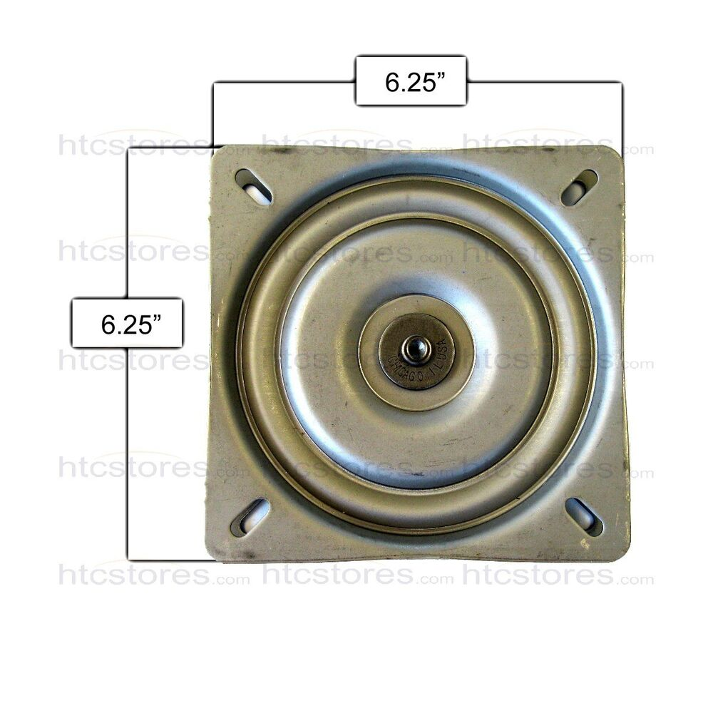 Bar Stool Replacement Flat Swivel Plate 6 25 Quot Made In
