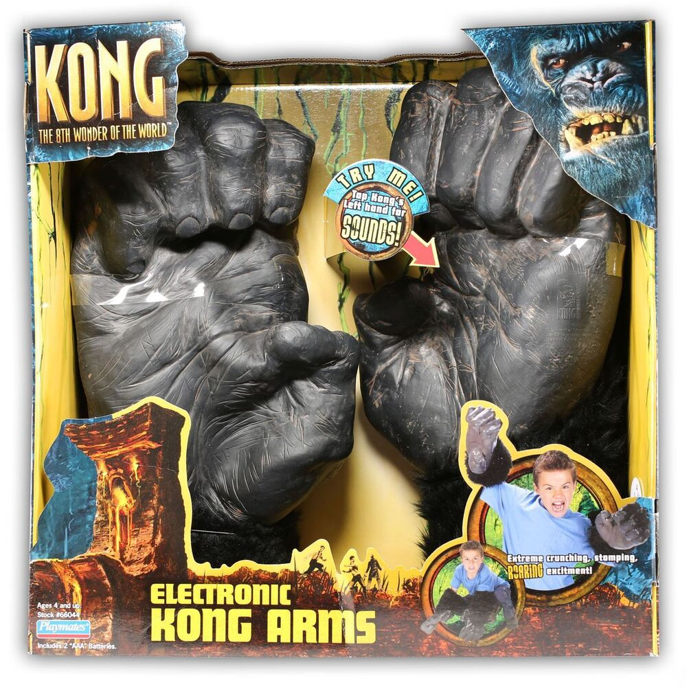 Action Figure King Kong Les Mains De King Kong Ebay