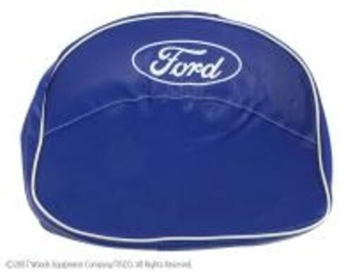 801 Ford Seat : Ford blue tractor seat cushion n naa