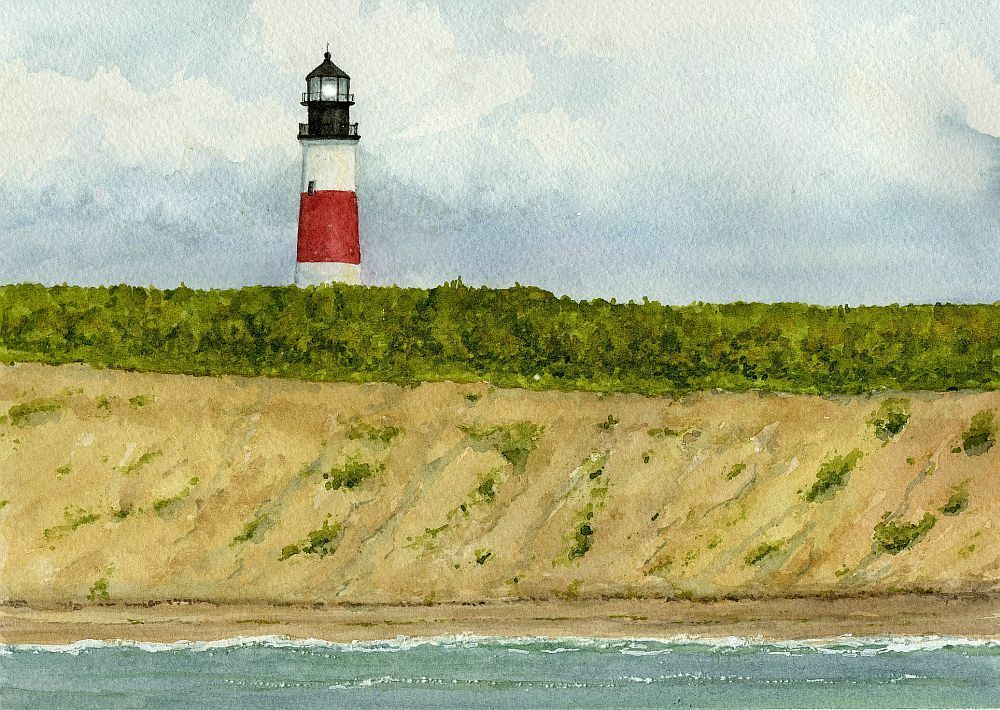 You has Sankaty lighthouse nantucket thought
