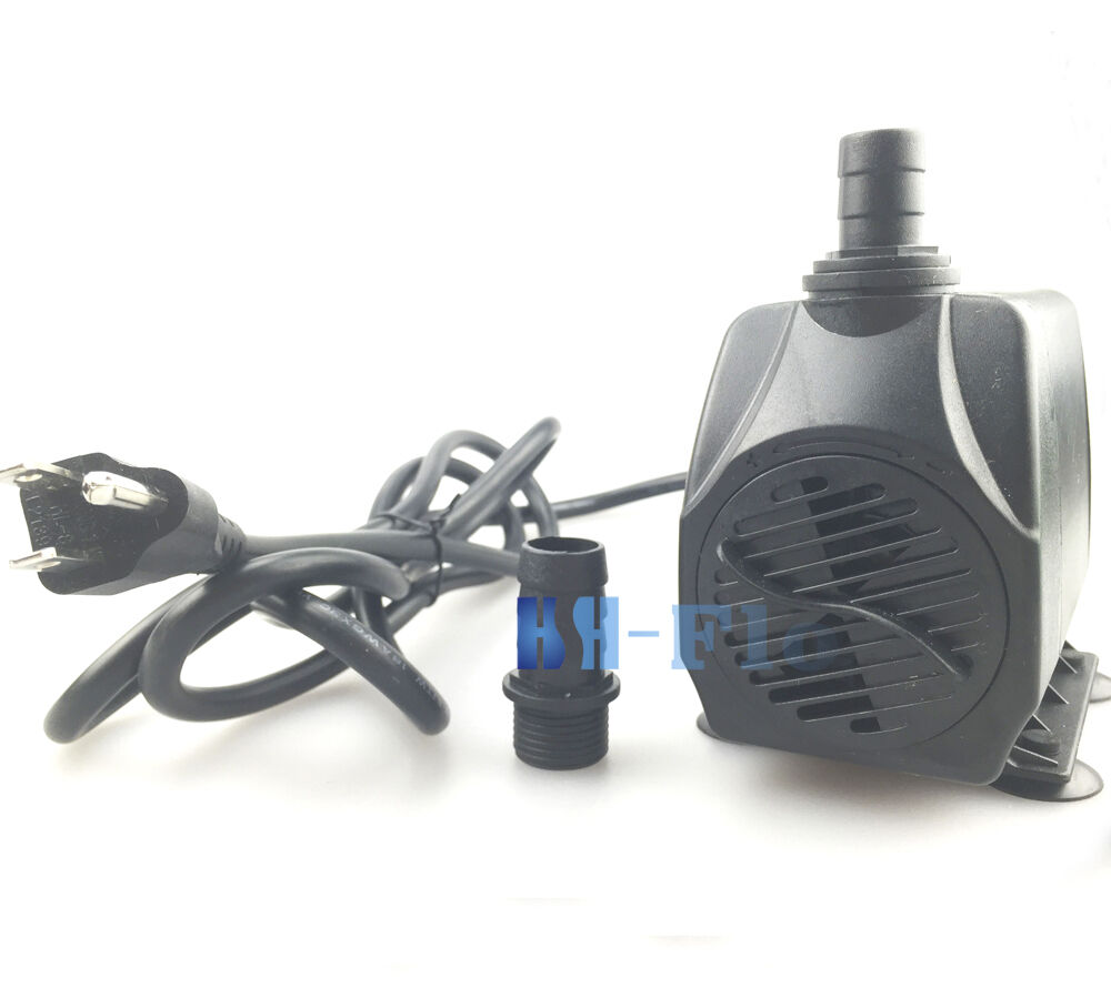 110v 582gph submersible water pump for aquarium fish tank for Fish tank water pump