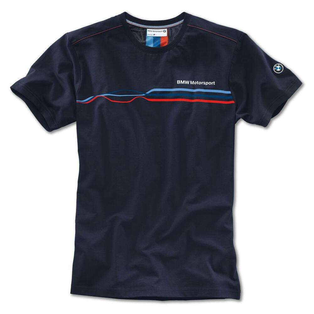 neu original bmw motorsport fashion t shirt shirt. Black Bedroom Furniture Sets. Home Design Ideas