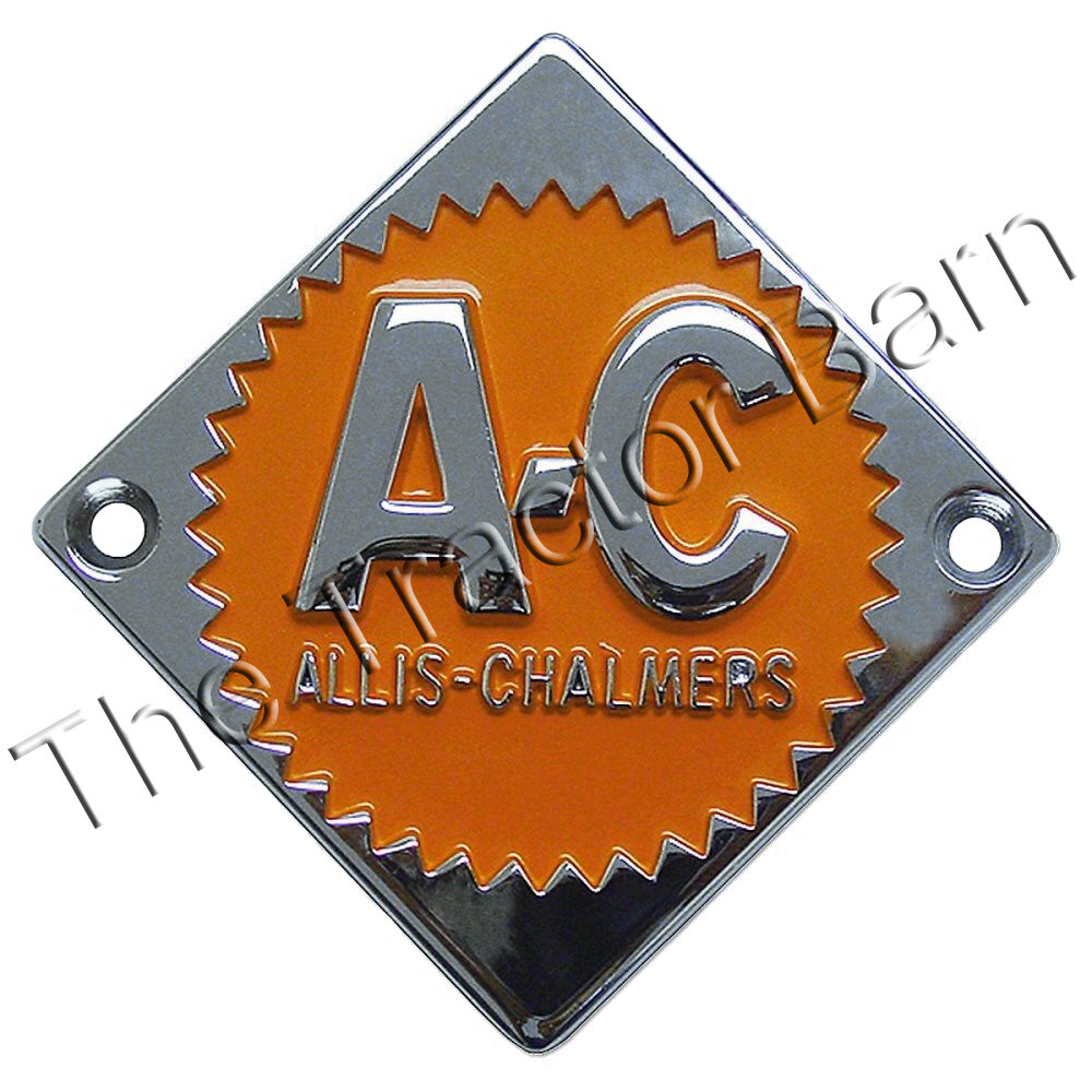 Allis Chalmers Logo Tin Signs