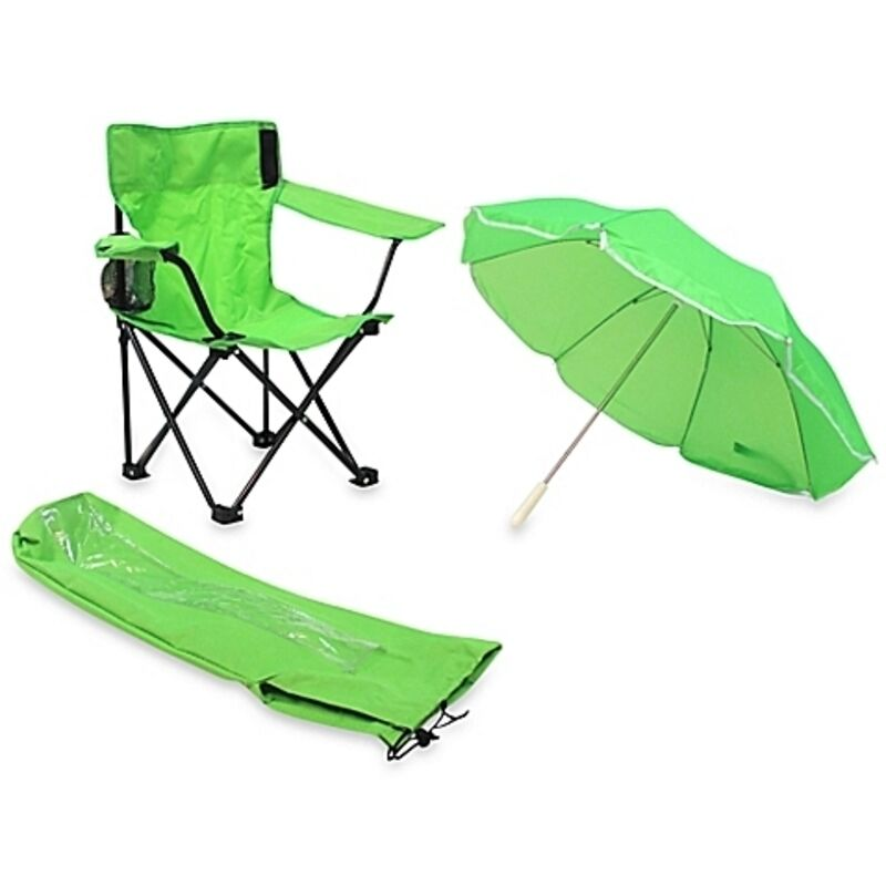 Beach Baby Kids Camp Chair Amp Carry Umbrella Amp Matching