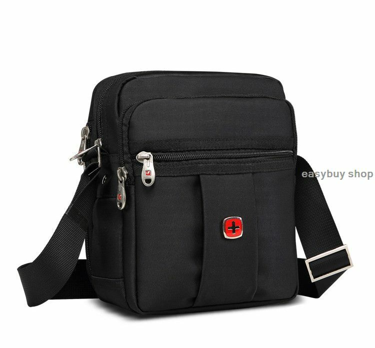 swissgear men women message bags travel bag shoulder bag handbag waterproof ebay