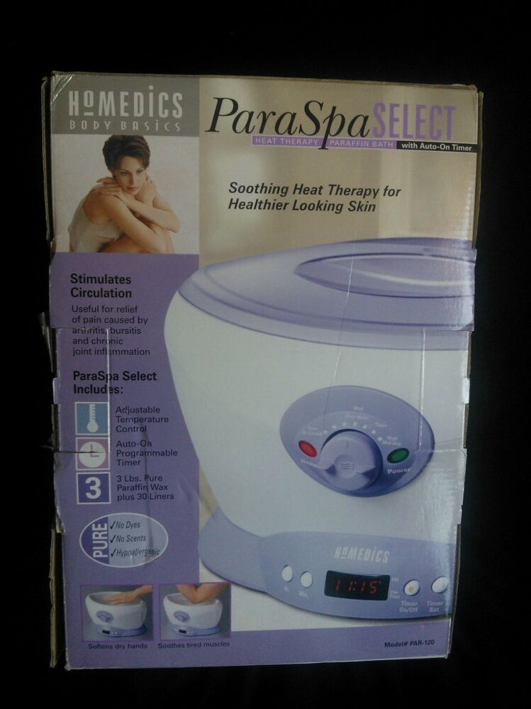homedics foot spa with heat instructions