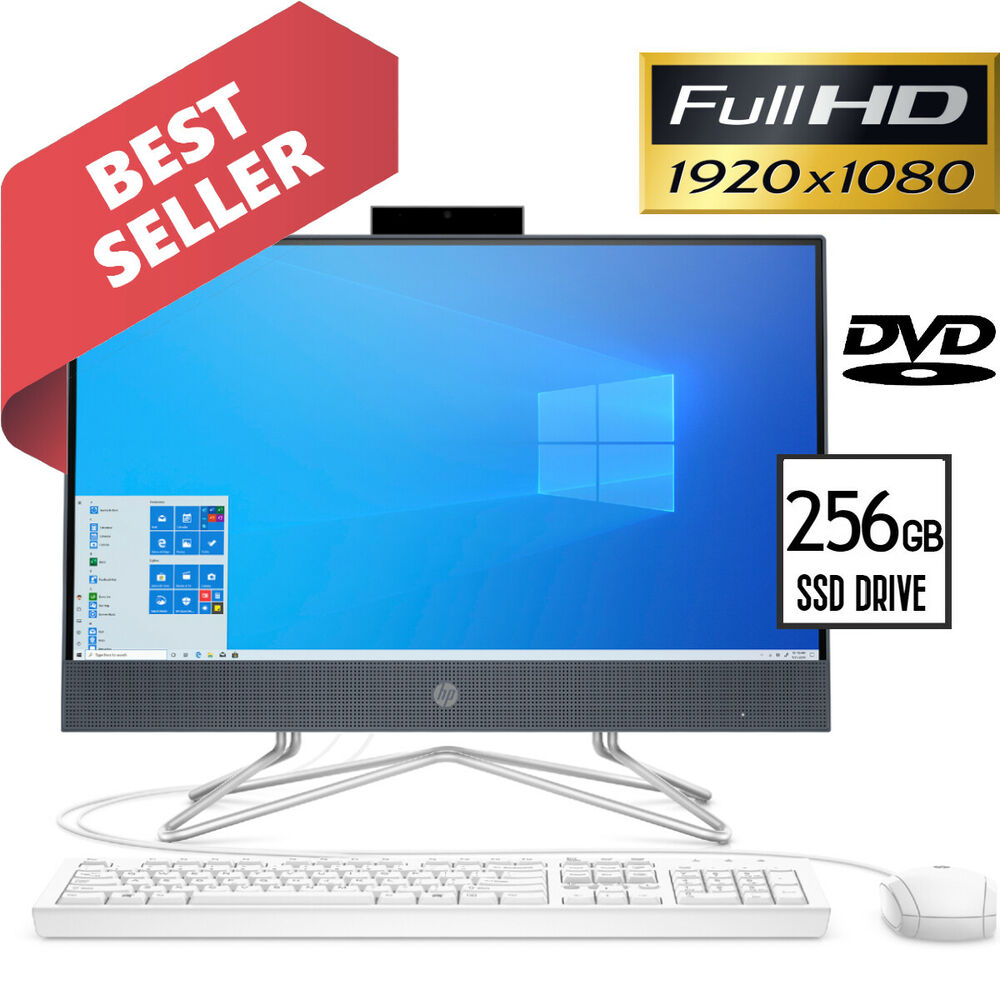"HP All-in-One Computer 20"" LED Display Intel 2.46GHz 4GB"