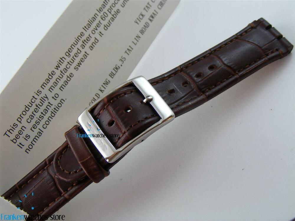 Black Leather Band Watch With Brown Shoes
