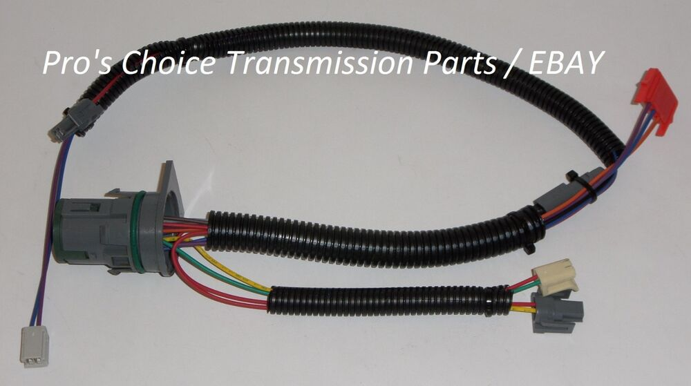 *new* rostra internal wire harness--2004-on gm 4l80e 4l85e ... 4l80e transmission wiring plug diagram
