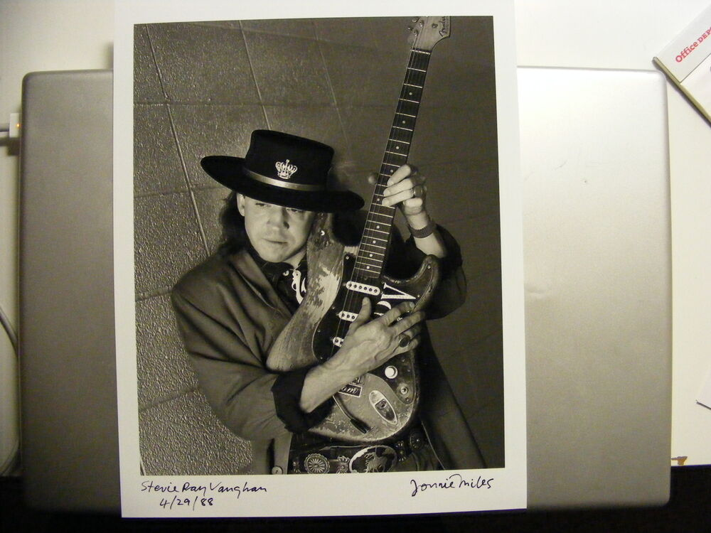 stevie ray vaughan research paper