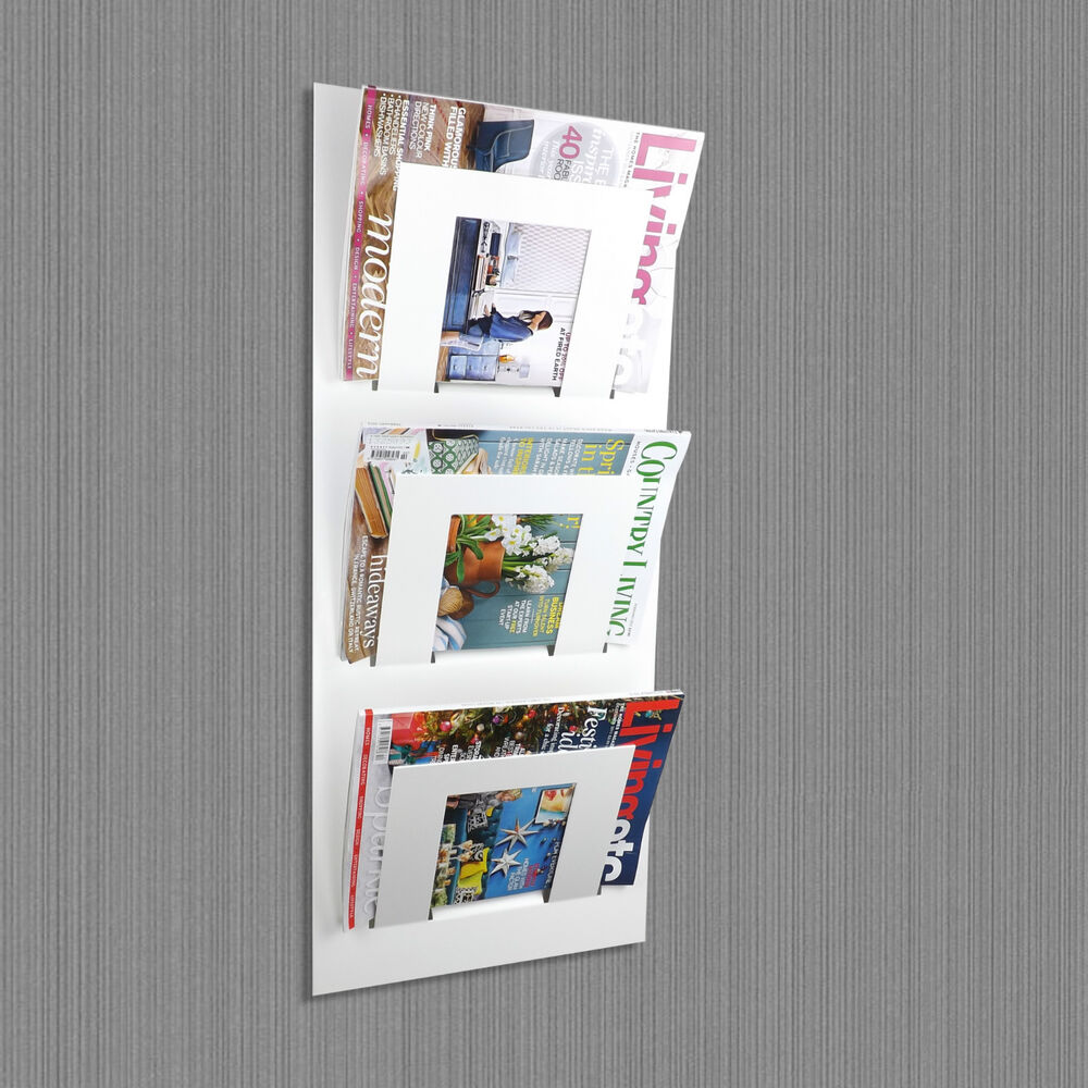 Image Result For Wall Mounted Magazine Racks Canada