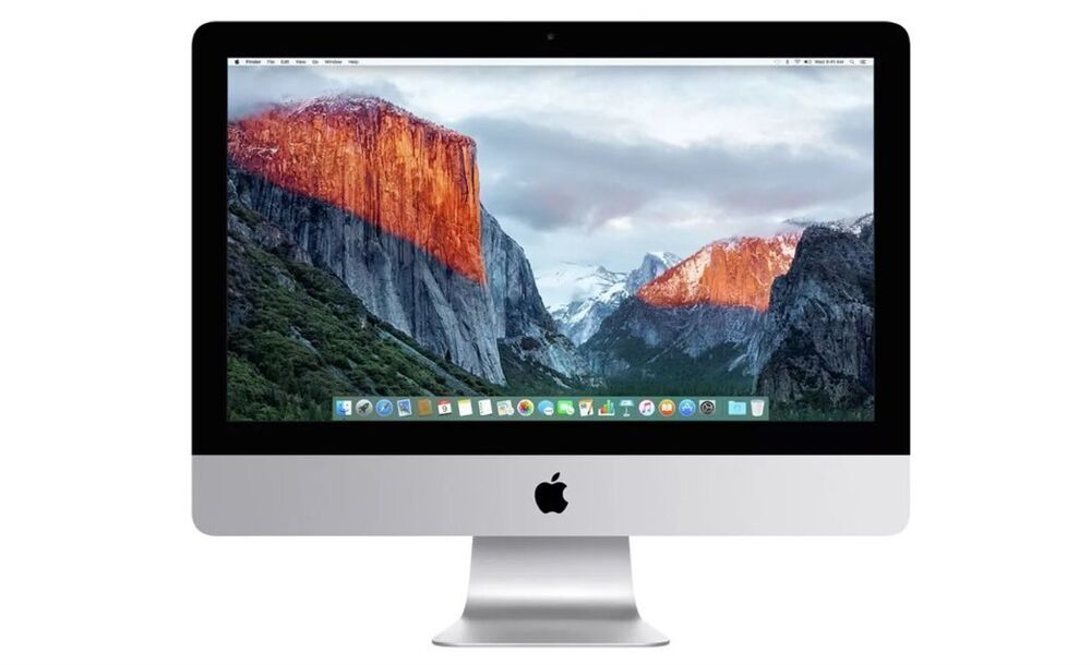 apple imac 21 5 quad core i5 8gb 1tb late 2012. Black Bedroom Furniture Sets. Home Design Ideas