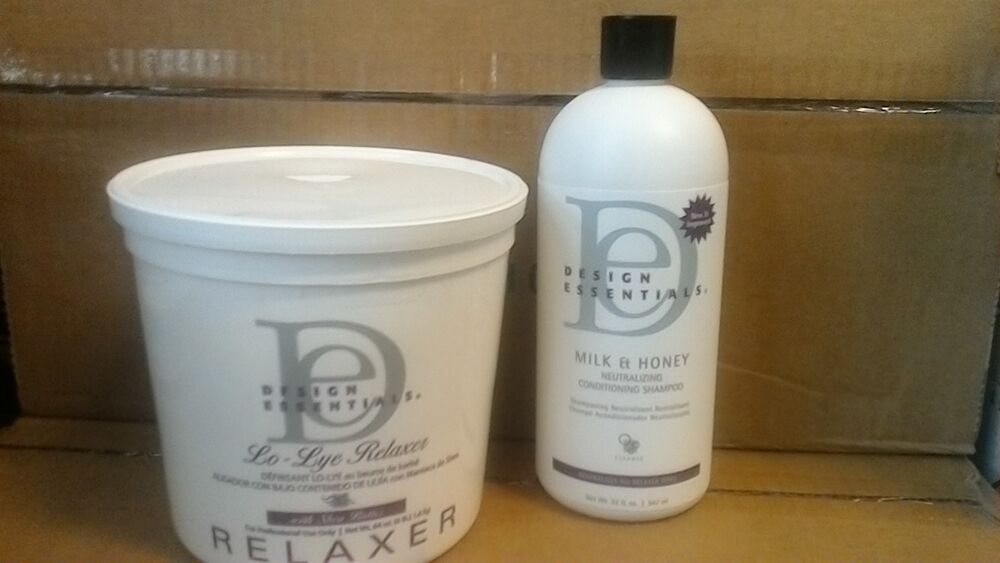 Design essentials low lye relaxer reviews