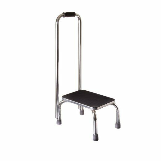 Adult Step Stool Stepping For High Beds Closet Small