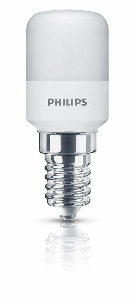 philips led t25 e14 leuchtmittel lampe birne licht k hlschrank 1 7 w 15 w r1 1 ebay. Black Bedroom Furniture Sets. Home Design Ideas