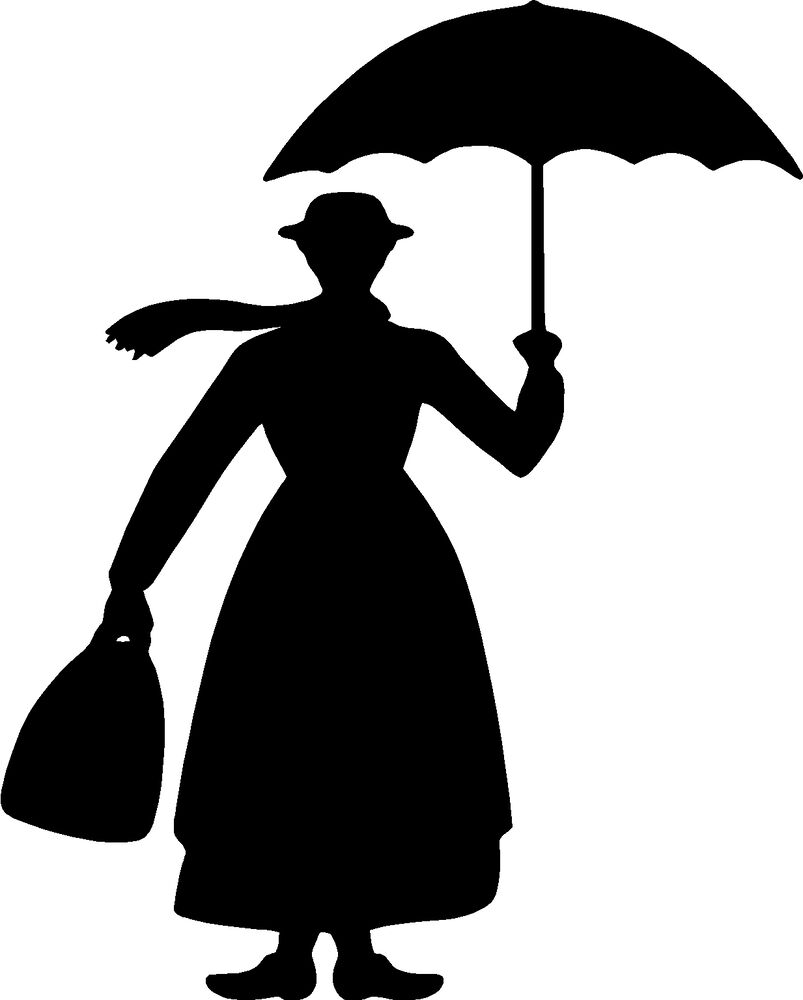 This is a picture of Effortless Mary Poppins Word