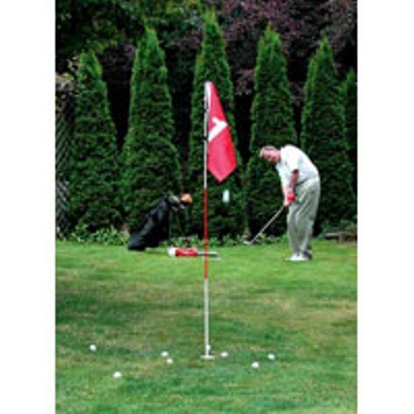 6 Foot Flag Stick And Cup Yard Golf Target Ebay