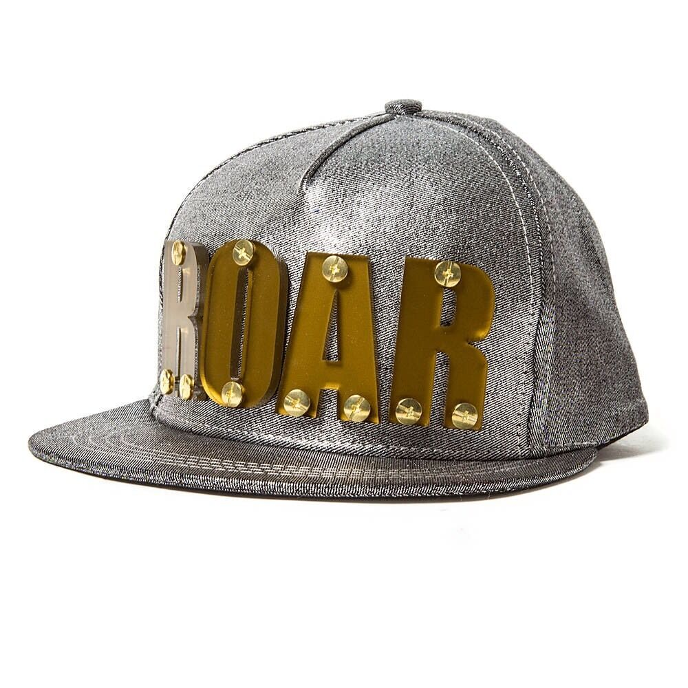 Katy Perry Roar Metallic Baseball Cap Ebay