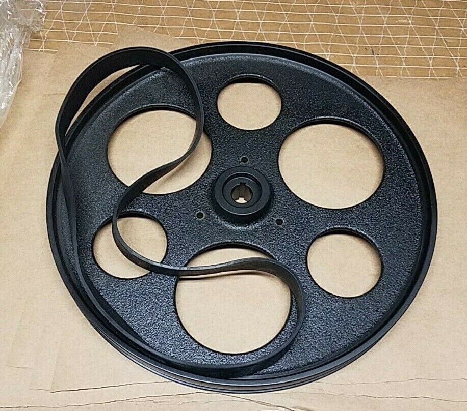 New Cast Iron Lower Wheel For Delta 14 Quot Bandsaw With