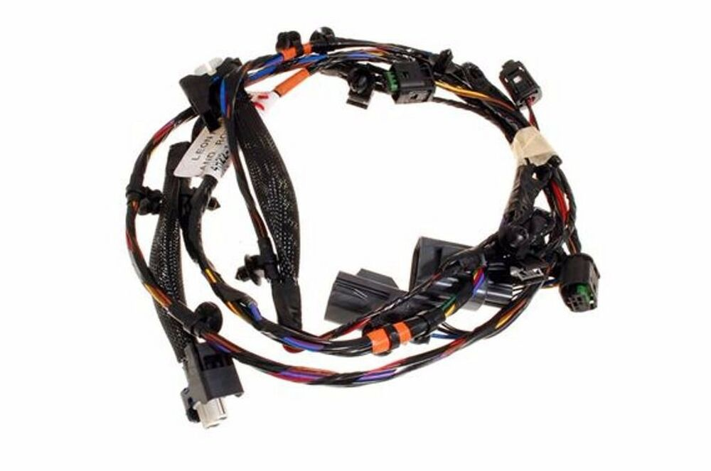 Discovery sportfront bumper wiring harness