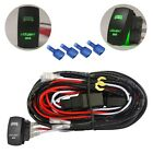 s l140 mictuning led light bar wiring harness fuse 40a relay on off  at crackthecode.co