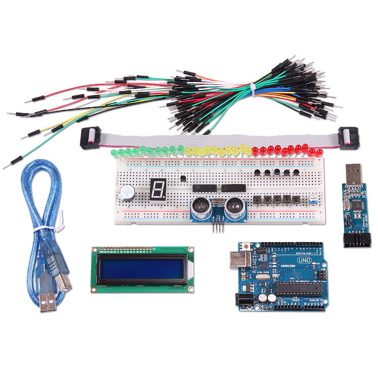 Starter kit uno r project arduino lcd display