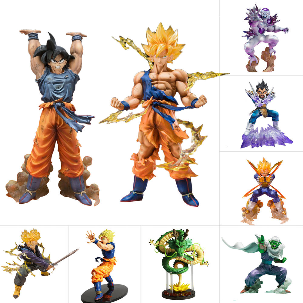 japanese anime manga dragon ball z super saiyan collectable figure figurine toys ebay. Black Bedroom Furniture Sets. Home Design Ideas