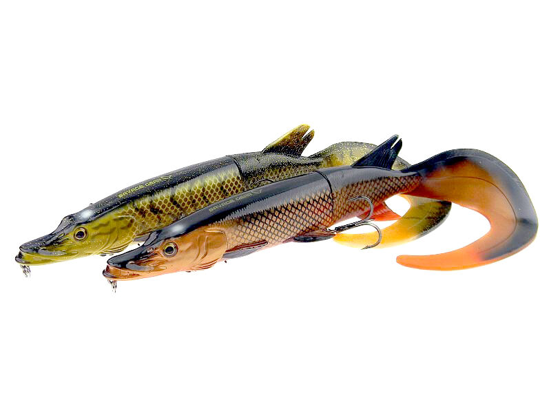 Savage gear 3d hybrid pike 25cm 130g hard body 2 for Savage fishing gear