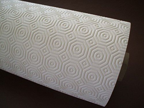 Cream Felt Backed Table Protector Heat Resistant All Sizes