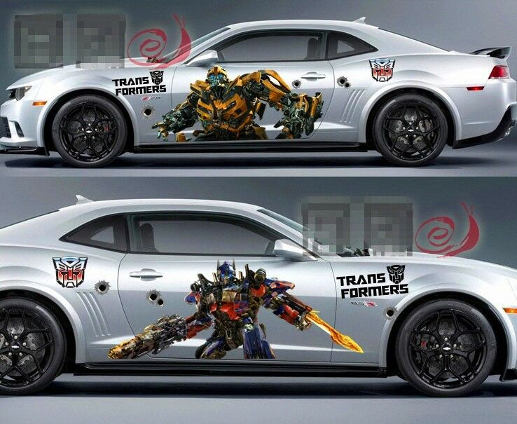 Transformers Car Stickers Uk