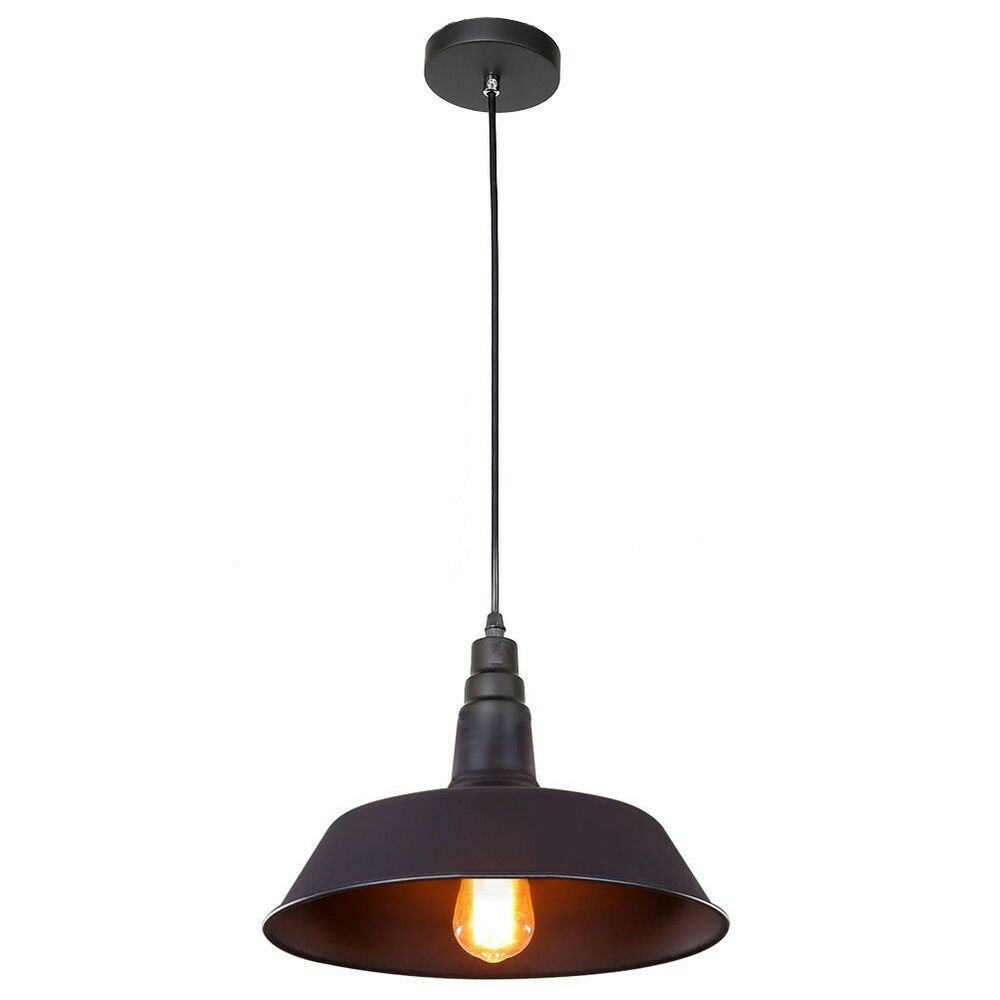 retro vintage industrial edison pendant light retro antique loft lamp