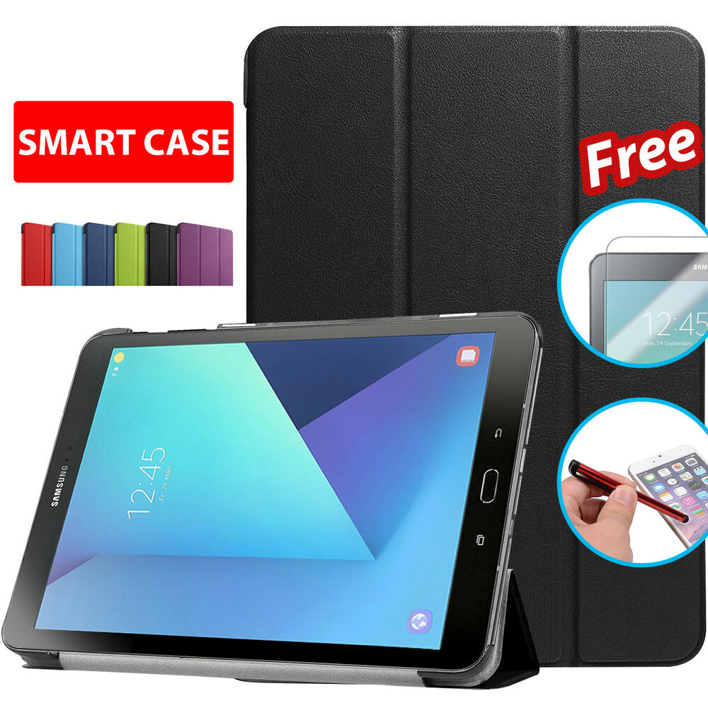 smart lightweight stand case cover for samsung galaxy tab s2 8 0 9 7 tablet ebay. Black Bedroom Furniture Sets. Home Design Ideas