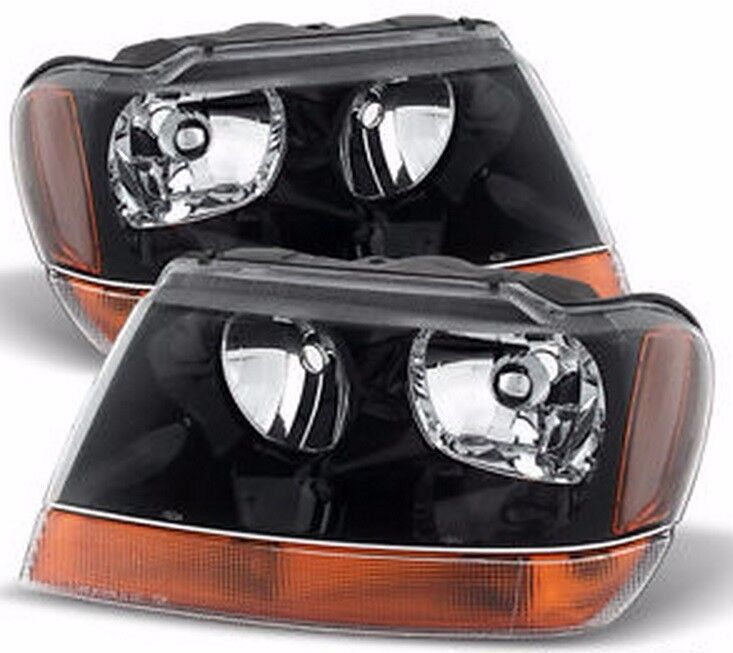 S L on 2004 Envoy Headlights