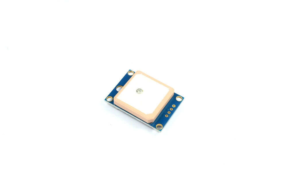 Gy neo mv module with antenna gps arduino