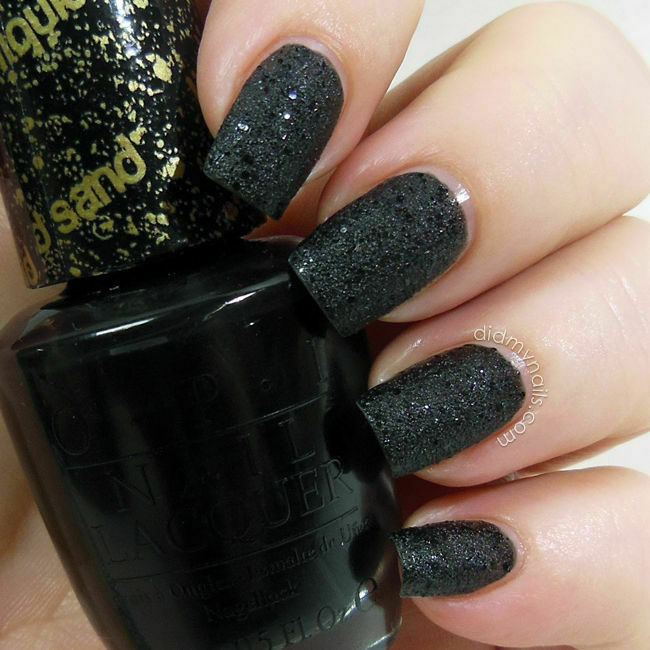 Black Nail Polish Ebay: E21 Black Nail Polish *Liquid Sand