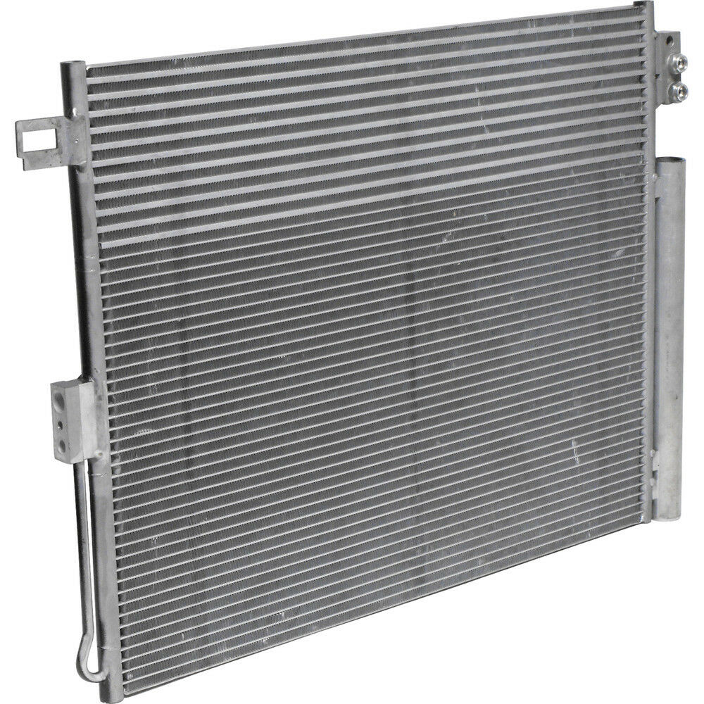 Uac New Ac Condenser Fit Dodge Durango Jeep Grand Cherokee