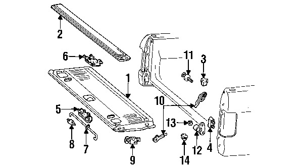 S L on 2004 Ford F 150 Engine Diagram