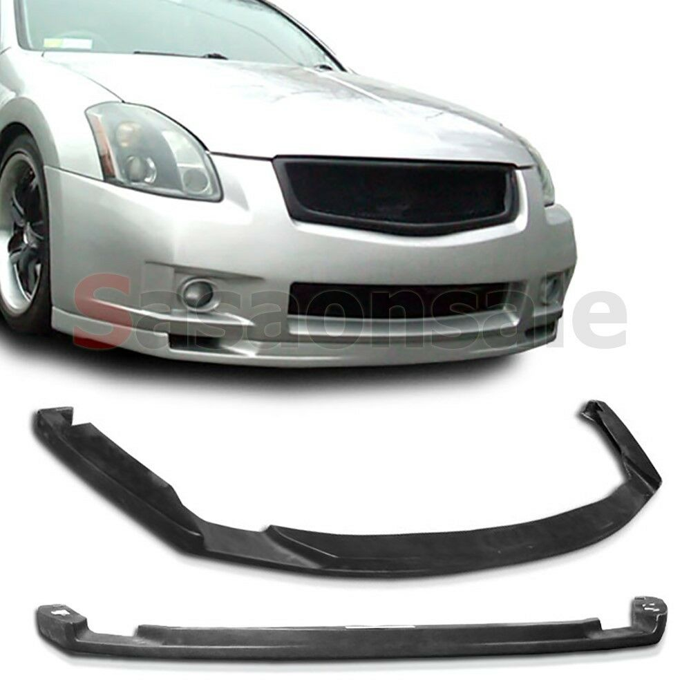 2009 Nissan Maxima Exterior: Fit For 07 08 Nissan Maxima Sedan VIP A-Style Front PU