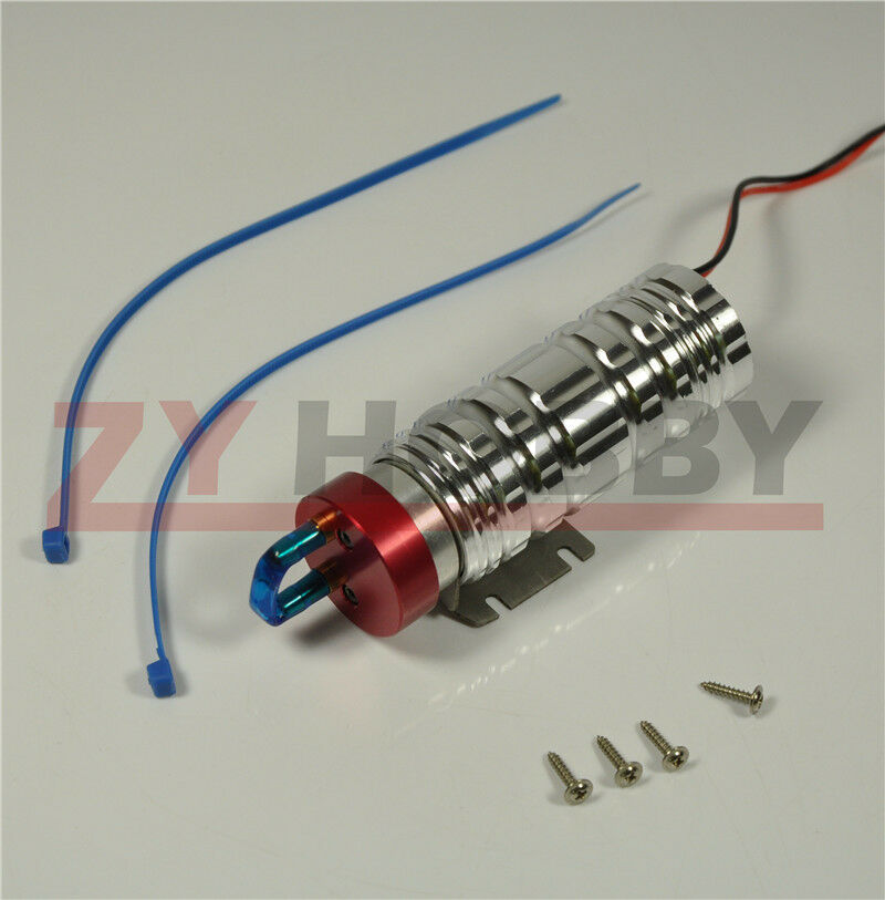 Cnc Metal Machined Electronic Fuel Pump For Rc Gasoline