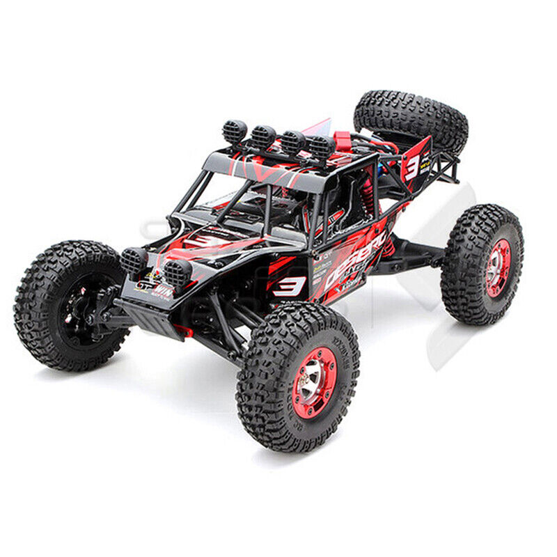 Feiyue Fy03 Eagle 3 1 12 2 4g 4wd Rc Off Road Truck Desert