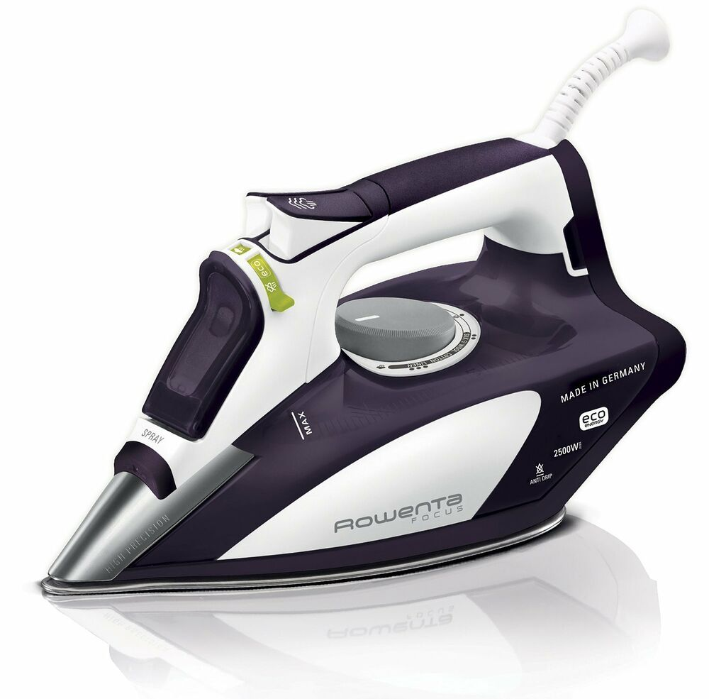 rowenta dw5122 automatic steam adjustment iron 2500 watts. Black Bedroom Furniture Sets. Home Design Ideas