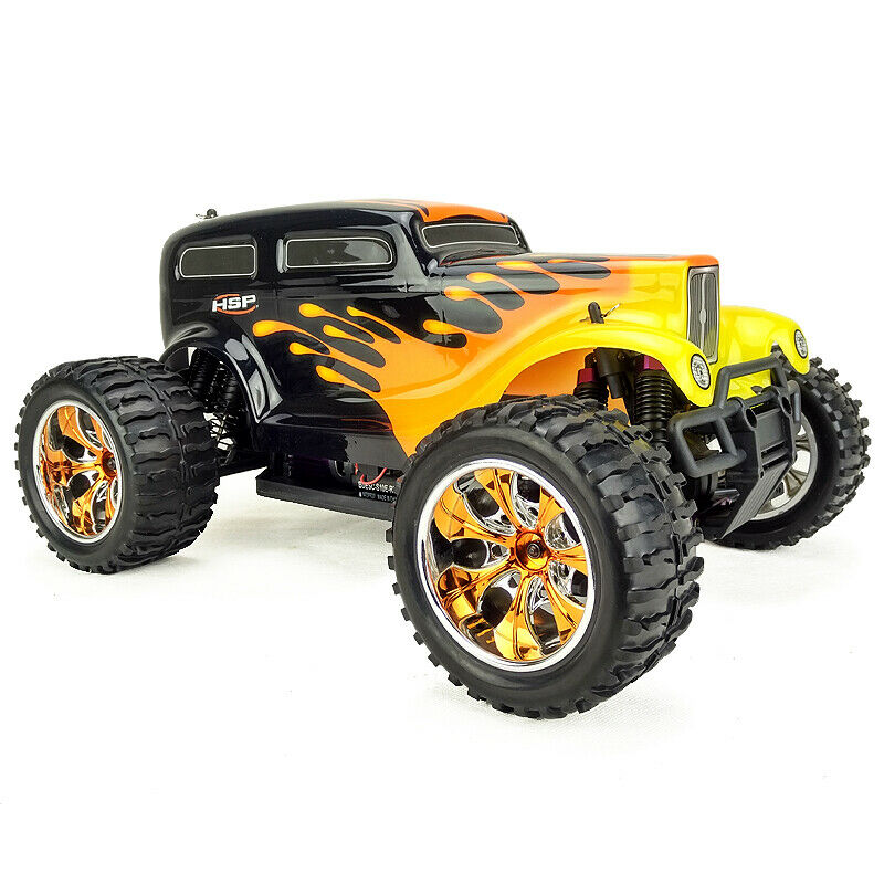 hsp rc car 1 10 electric 4wd off road rtr rc. Black Bedroom Furniture Sets. Home Design Ideas