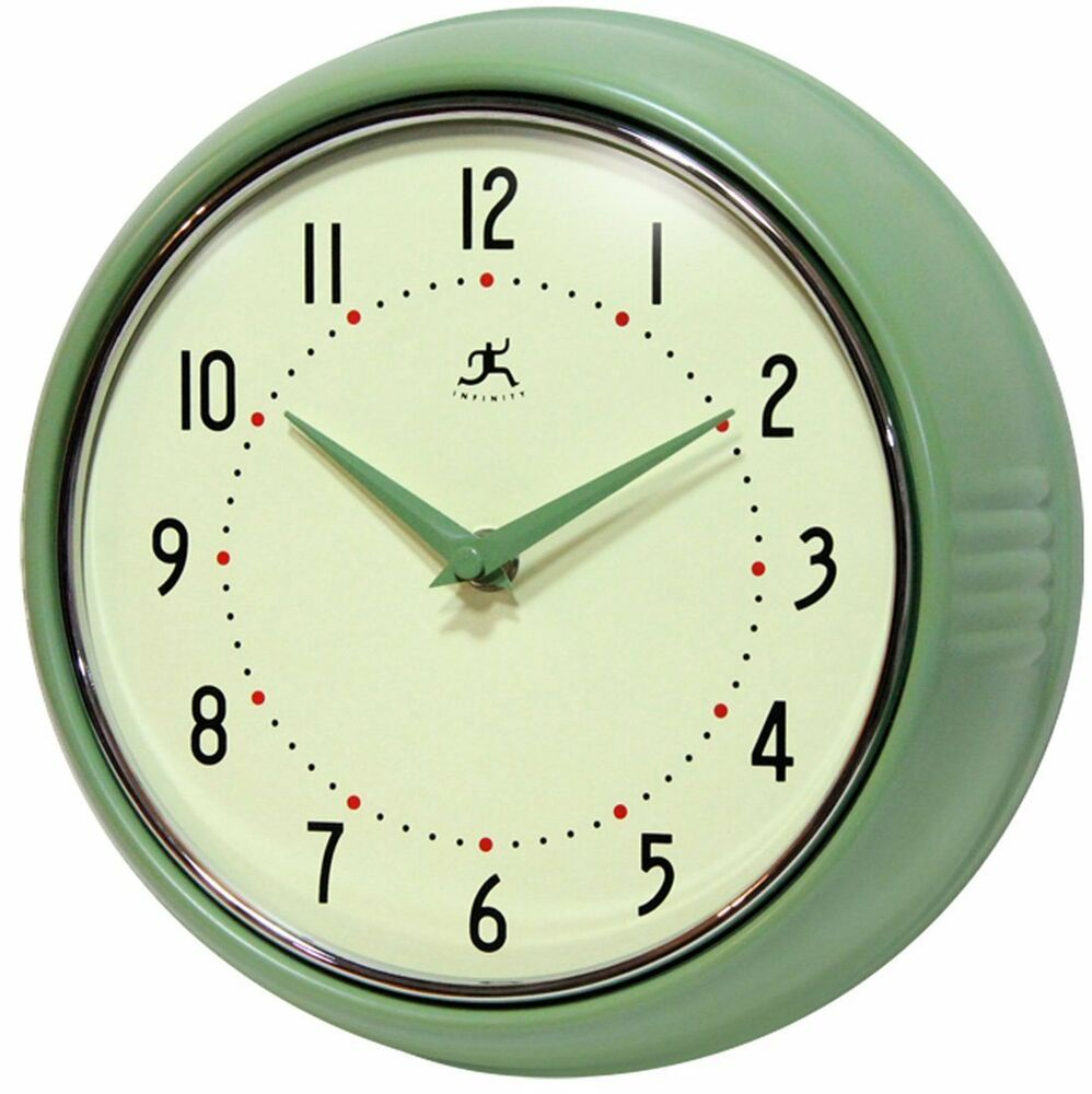 Kitchen Wall Clocks Battery Operated