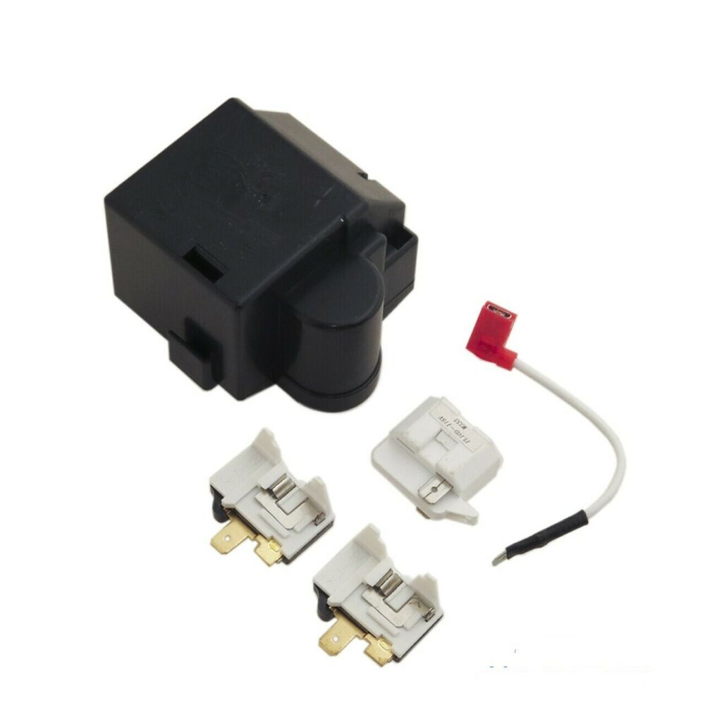 8201799 Refrigerator Relay Overload Kit For Whirlpool