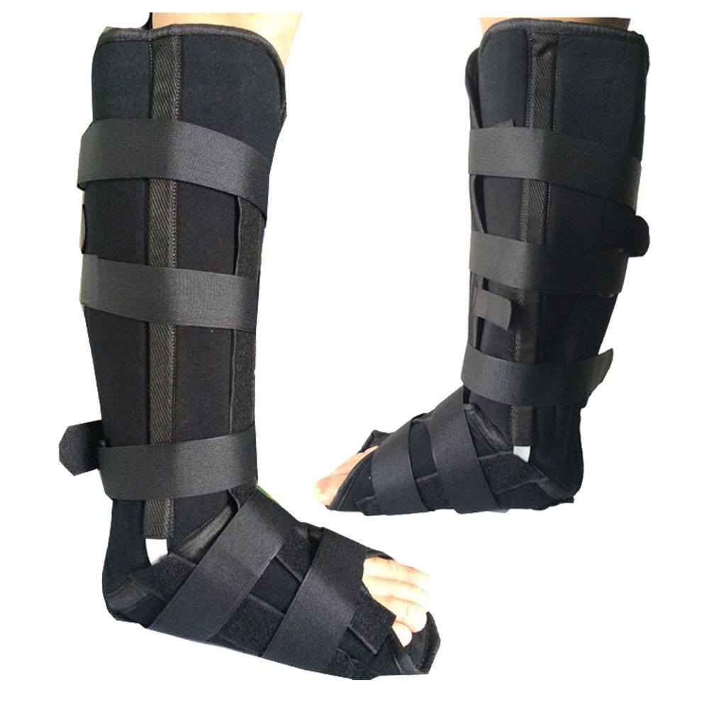 foot ankle orthosis walking boot sprain drop ligament