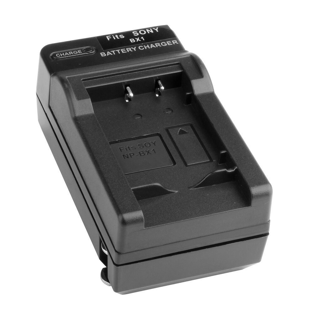 Battery Charger For Sony Np Bx1 Dsc Rx100 Rx1 Wx300 Hx300